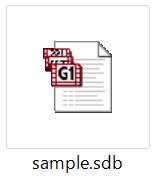 SDB-file