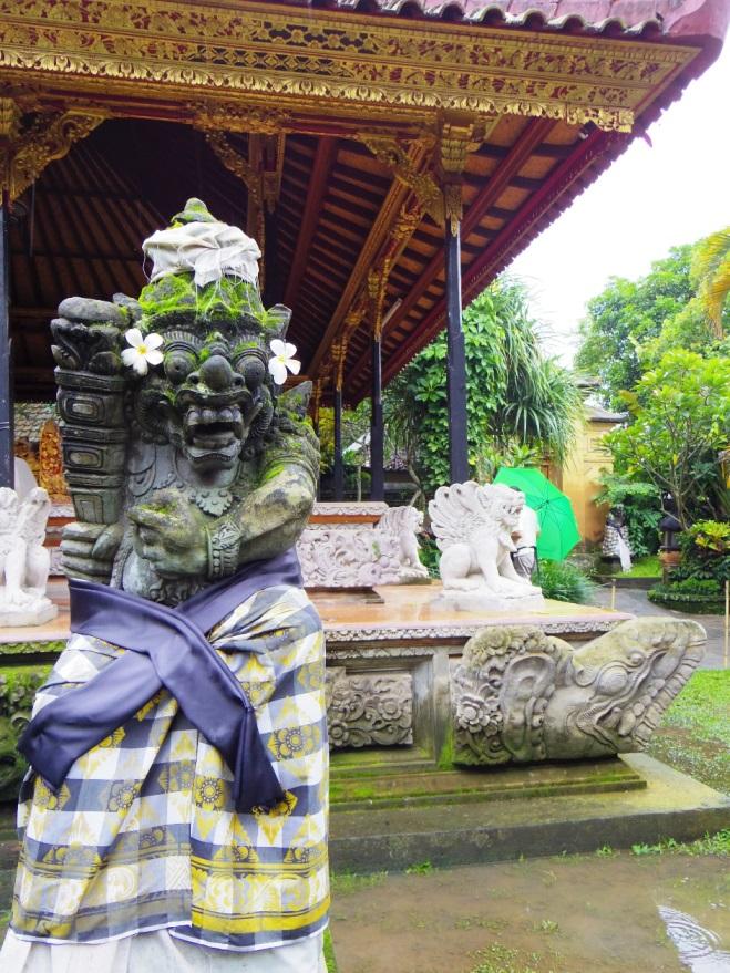 バリ島のヒンドゥー文化