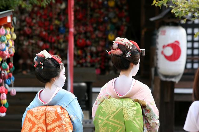祇園 マナー
