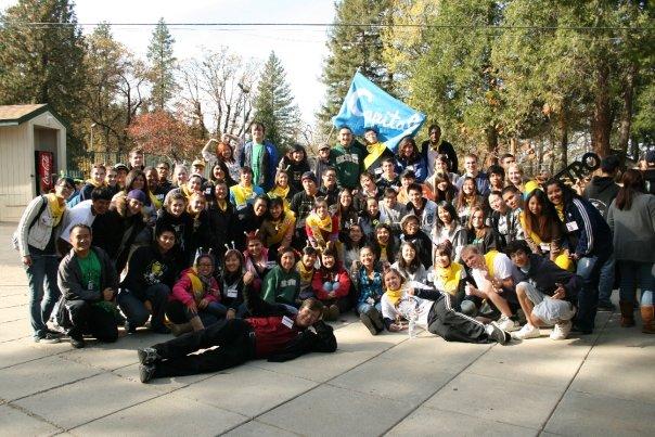 アメリカの大学でボランティア
