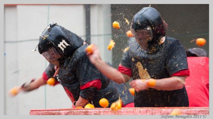 イブレアのオレンジカーニバル1