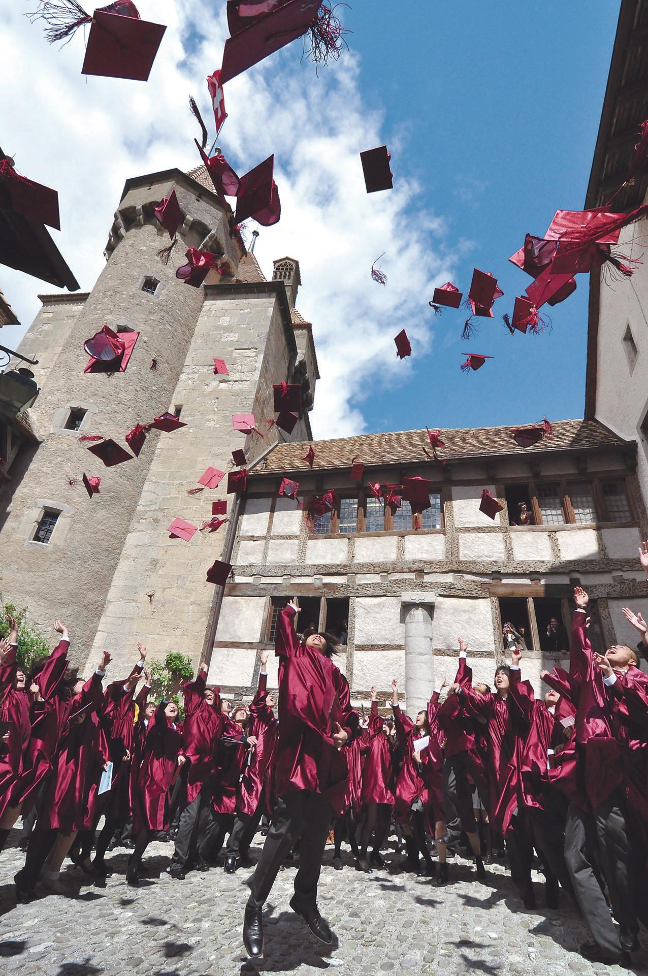 スイス公文学園1