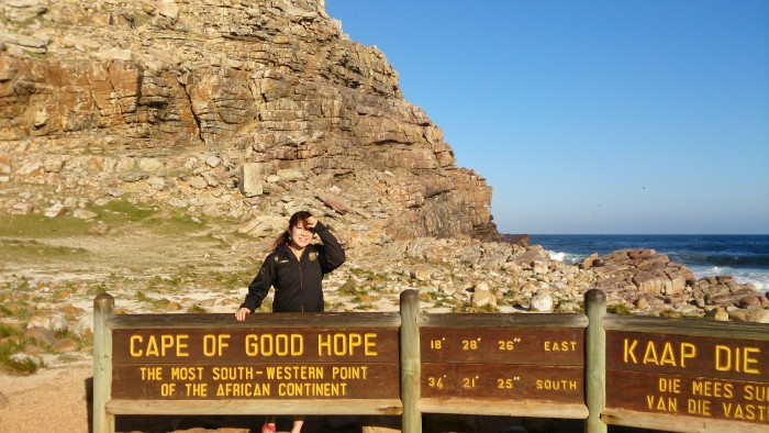 喜望峰(Cape of Good Hope)
