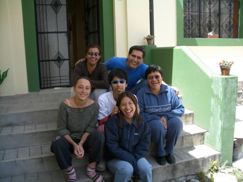 エクアドル留学