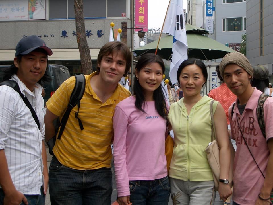 韓国短期留学