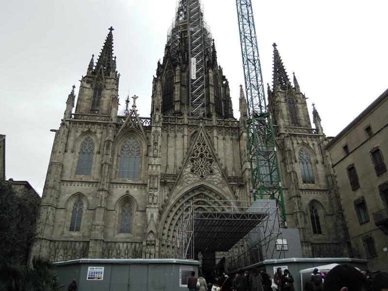 サンタ・クレウ・イ・サンタ・エウラリア大聖堂