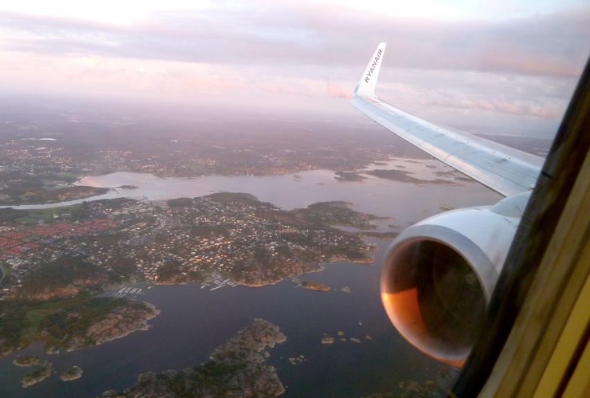 マルタから他国への旅行は基本格安航空