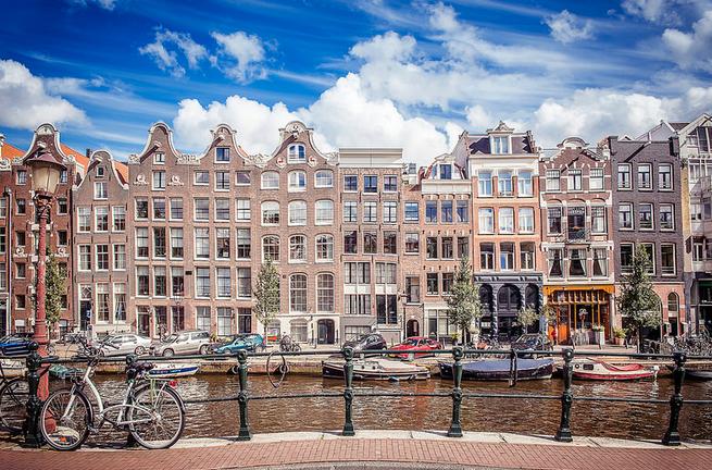 オランダで英語語学留学