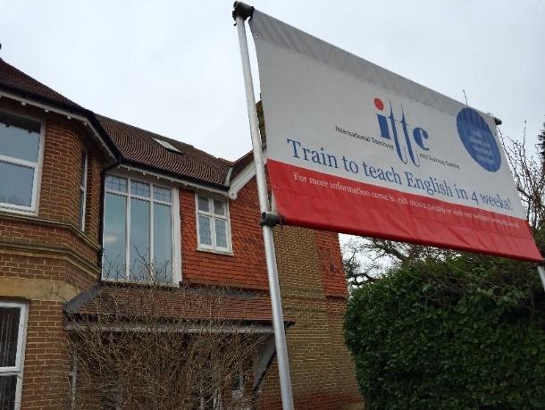 ボーンマスの英語学校ITTC