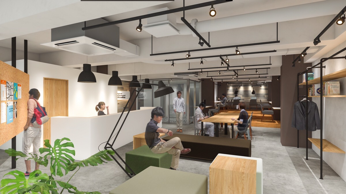 ■デジタルハリウッドSTUDIO札幌の学習環境