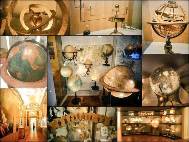 地球儀博物館
