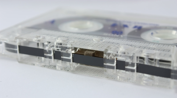 Cassette Tape by Rolf Venema