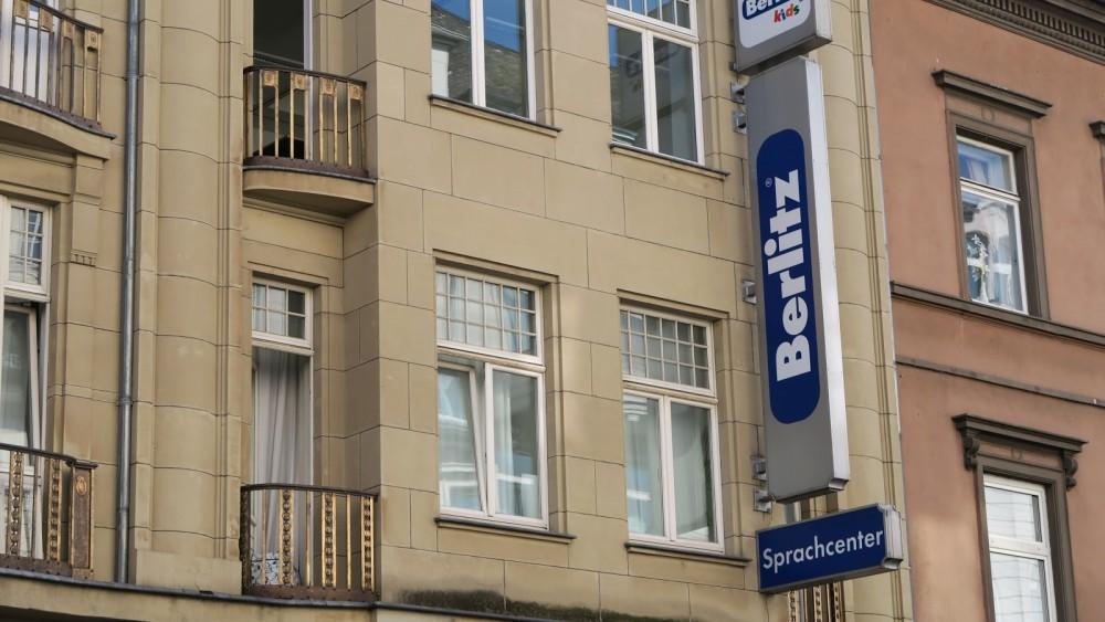 ドイツ語学学校ベルリッツ