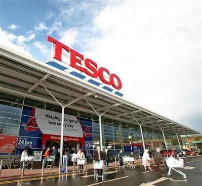イギリスのスーパー