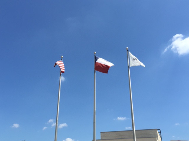テキサス州旗