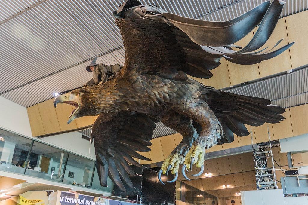 ウェリントン空港