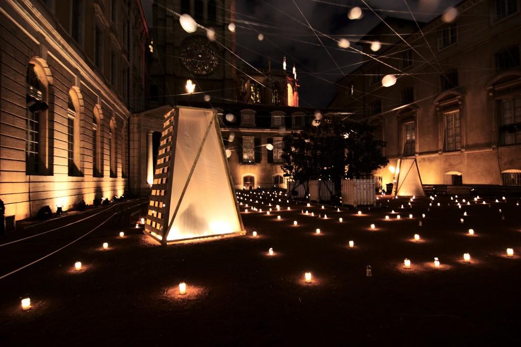 リヨンの光の祭典