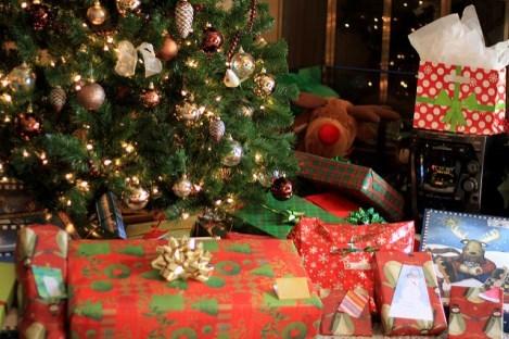 イギリスのクリスマスショッピング