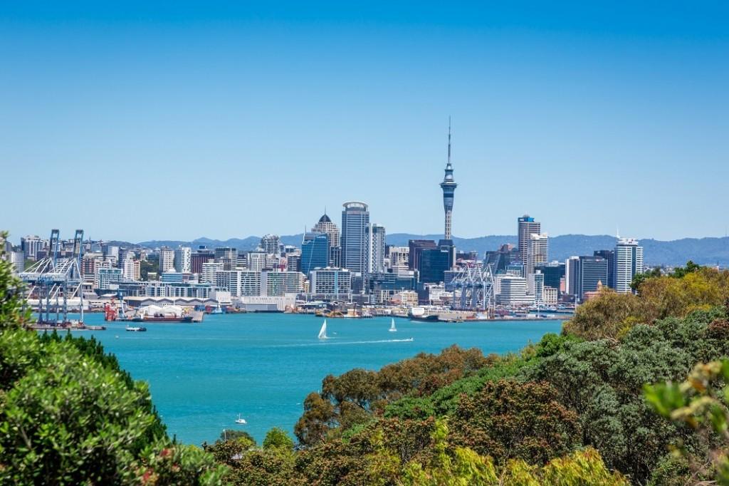 ニュージーランド航空キャンペーン
